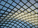 Ceiling, Kogod Courtyard, National Portrait Gallery