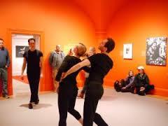 "Rehearsal, ""Homage,"" at National Portrait Gallery, Dana Tai Soon Burgess Company"