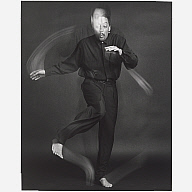 Gregory HInes, by Robert Mapplethorpe, 1985