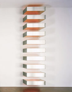 """Untitled,"" by Donald Judd, 1967"