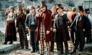"Costumes for ""Gangs of New York,"" 2002, by Sandy Powell"