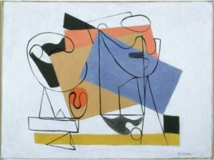 """Abstraction, 1940,"" 1940, by Ilya Bolotowsky"