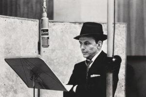 """Frank Sinatra,"" by Herman Leonard, 1956"