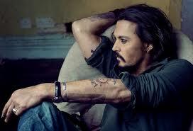 """Johnny Depp,"" by Annie Leibovitz, 2010"