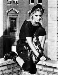 """Madonna,"" by Kate Simon, 1983"