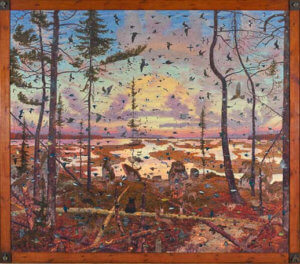 """Nin Mamakadendam,"" 2011-2012, by Tom Uttrech"