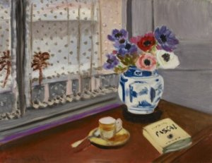 """Still Life with Pascal's Pensees,"" 1924, by Henri Matisse"