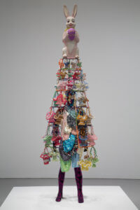 """Sound Suit 2009, 'Happy Easter,'"" by Nick Cave"