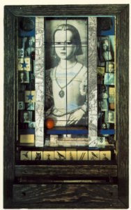 """Medici Princess,"" 1948-52, by Joseph Cornell"