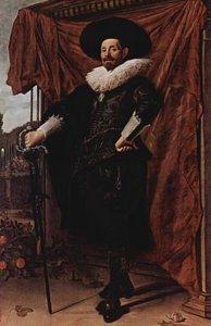 """""""Willem van Heythuysen,"""" 1625, by Frans Hals"""