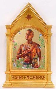 """""""St. Gregory Palamas,"""" (Eric Murphy), 2014"""