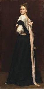 """""""Lydia Field Emmet,"""" 1892"""