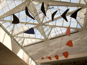 """Untitled,"" 1978 by Alexander Calder"