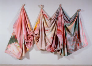 """Relative,"" 1969, by Sam Gilliam"